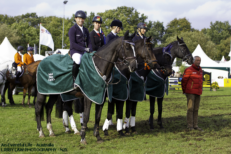 Germany wins inaugural FEI Nations Cup series 2012