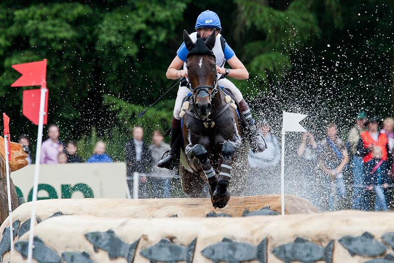 Belgium Announces Olympic Eventing Team For London 2012