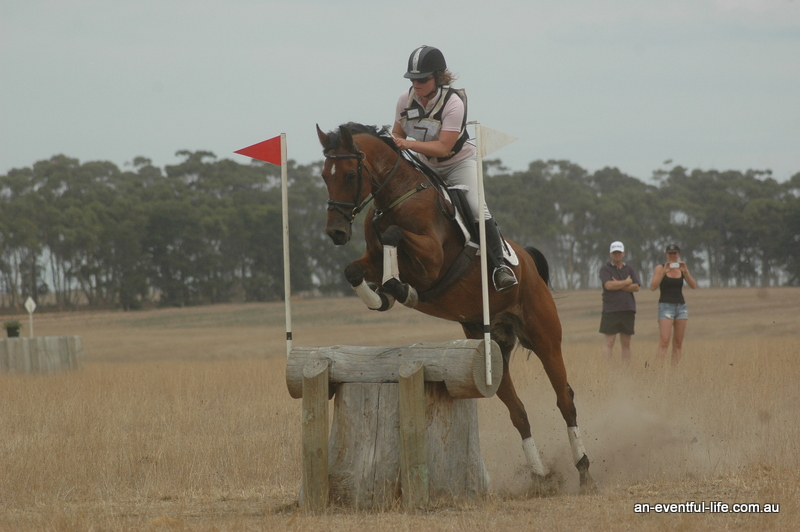 Jacqueline Sayers Geelong Horse Trials