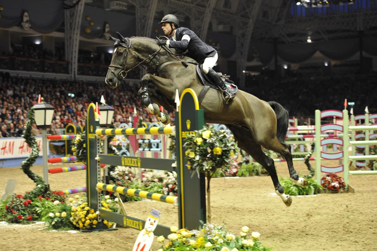 Team Gb Show Jumping Nominations For London 2012