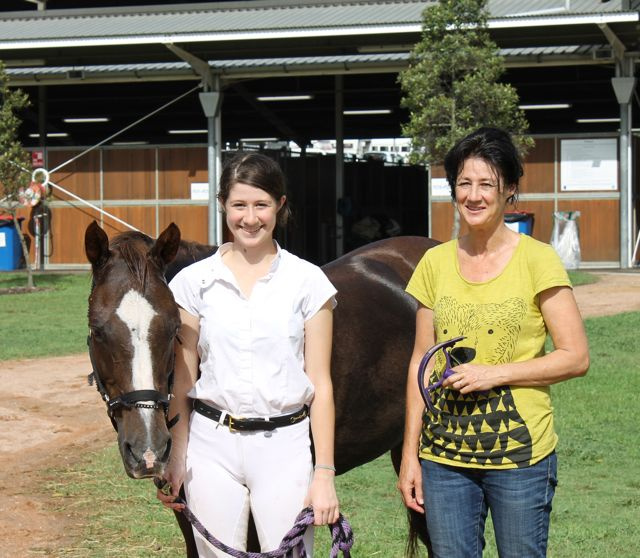 Alabama Rose - a special pony   An Eventful Life