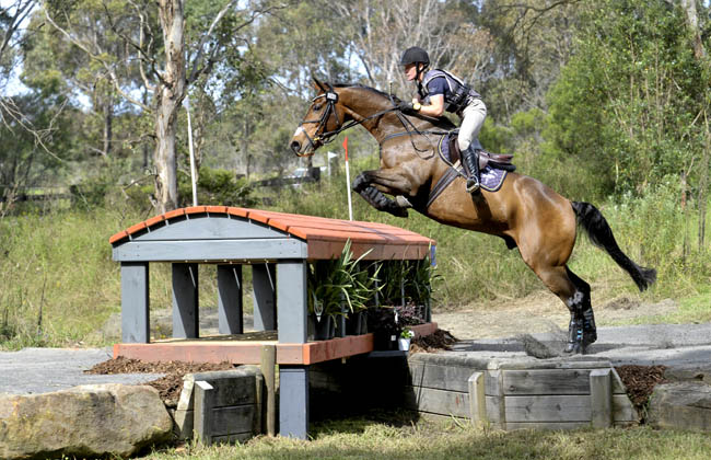 Cross Country video Sydney 3 Day Event | An Eventful Life