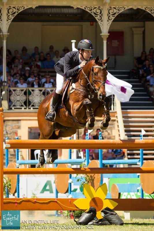 Australian World Equestrian Games Eventing Team An