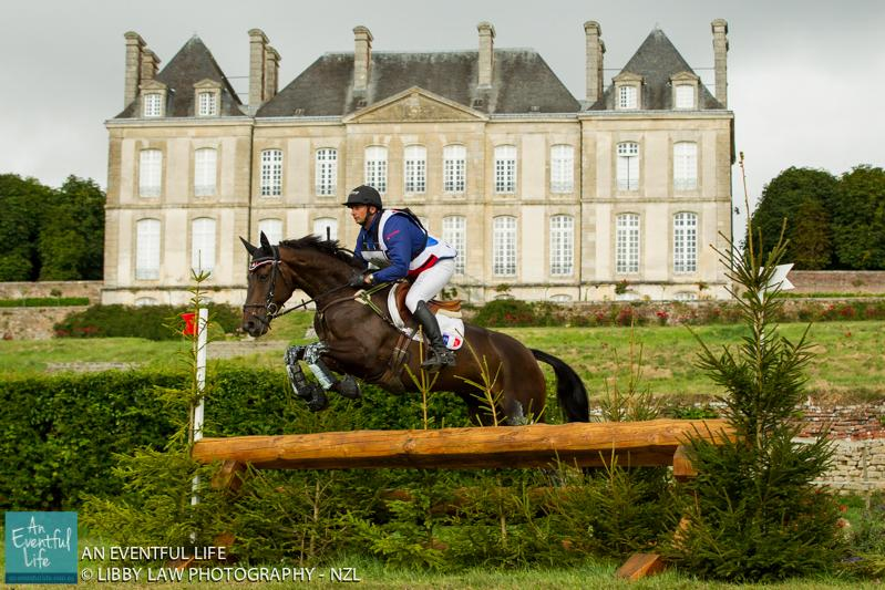 Cross country eventing Haras du Pin