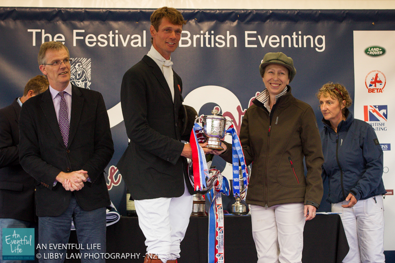 UK Eventing competition coverage