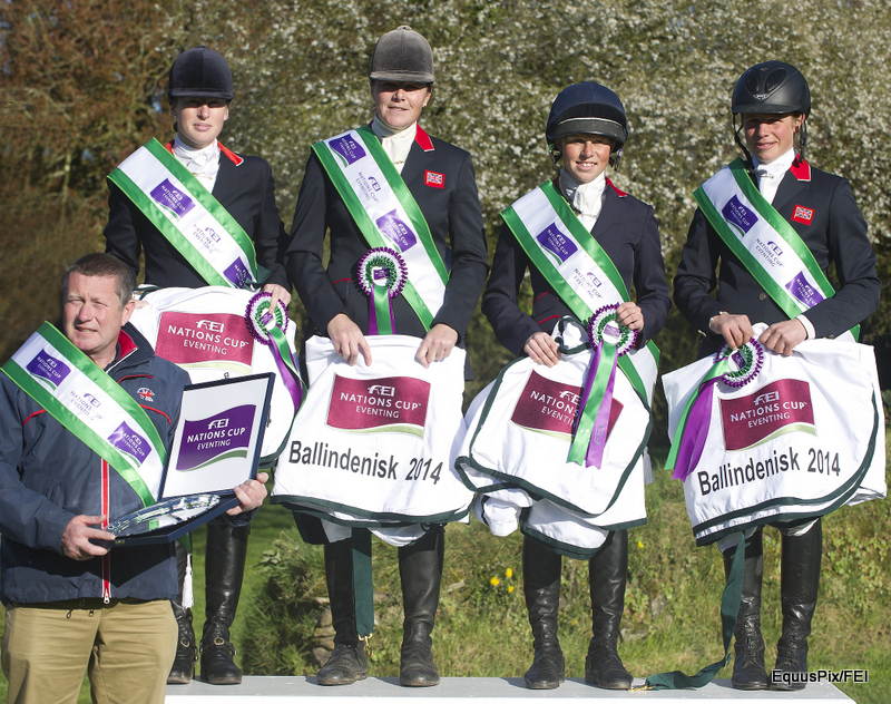 Great Britain win Nations Cup at Ballindenisk