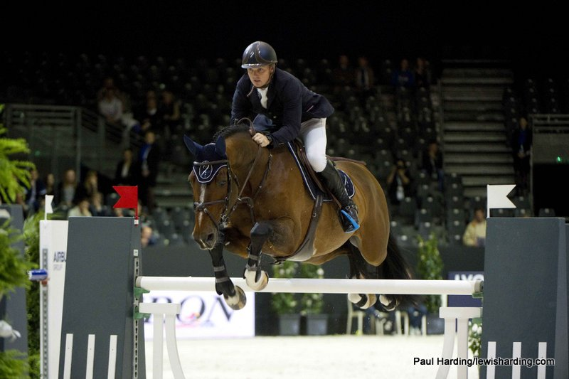 Kermond And Graham Selected For Australian Jumping Team