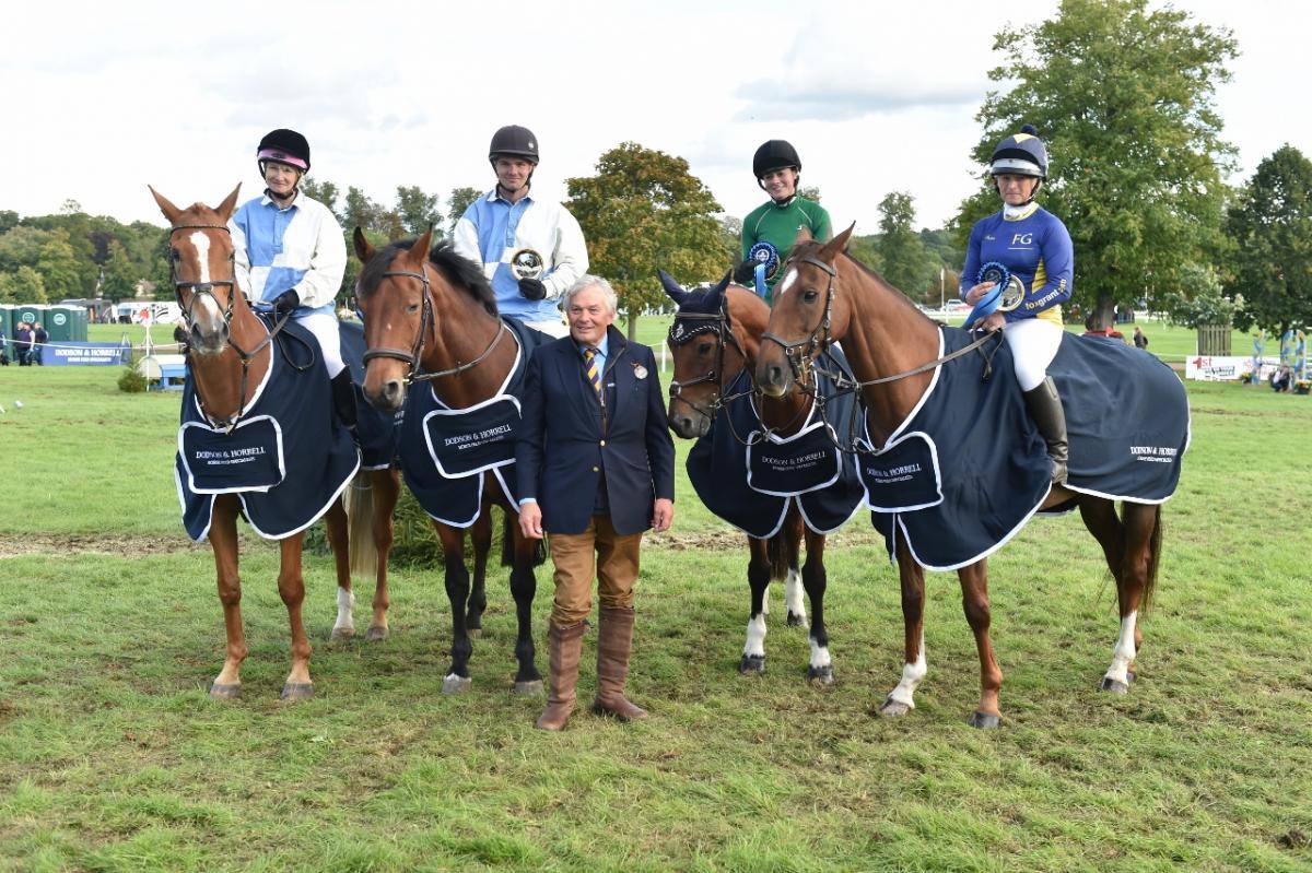 Riding Club Eventer Challenge At Blenheim An Eventful Life