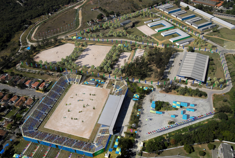 Glanders Issue At Deodoro Olympic Park Rio An Eventful Life