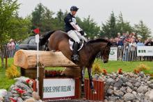 William Fox-Pitt at Tattersalls Horse Trials