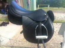 De Garda Salo jumping saddle for sale