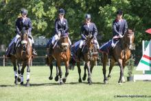 FEI Nations Cup Eventing Montelibretti 2013