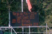 FEI World Equestrian Games Test Event Normandy