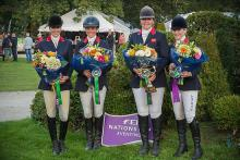 FEI Nations Cup Eventing Waregem 2013
