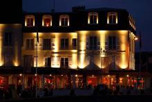 Hotel de la Marine, Arromanches, Normandy