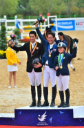 2014 Asian Games Incheon eventing