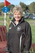 Sarah Harris, High Performance Director, Equestrian Sports New Zealand High