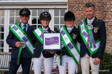 FEI Nations Cup Eventing Waregem 2014