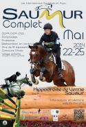Saumur CCI 2014