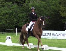 Alex Hua Tian Hopetoun Horse Trials 2015