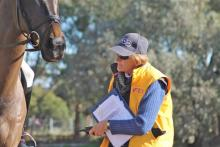 Caroline Jones Eventing FEI Steward