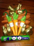 Easter treats for horses