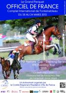 Fontainebleau CICO Eventing 2013