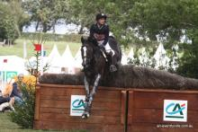 Michael Jung and Halunke Haras le Pin 2012