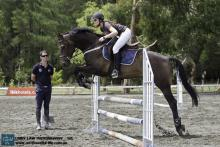 Jock Paget young rider clinic new zealand