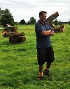 John Nicholson Course Designer, photo thanks to Eventing NZ