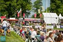 Bramham International Horse Trials 2013