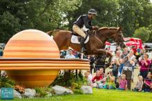 Mark Todd Oloa Burghley Horse Trials 2013