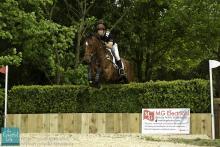Kevin McNab Casperelli Brigstock Horse Trials