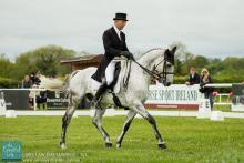 Bill Levett Tattersalls Horse Trials 2013