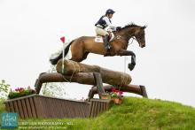 Pippa Funnell Tattersalls Horse Trials 2013