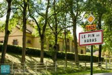 Le Pin au Haras, Normandy