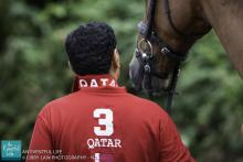 Qatar Eventing Team