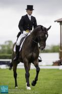 Brook Staples tattersalls horse trials 2014