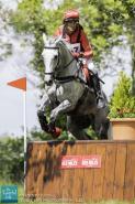 Paul Tapner tattersalls horse trials 2014