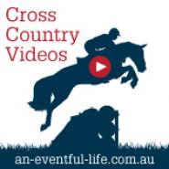 Eventing cross country rider videos
