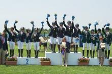 FEI European Pony Championships Eventing
