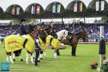 Australia Nations Cup Eventing Aachen 2016