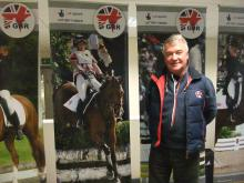 Yogi Breisner, British Eventing